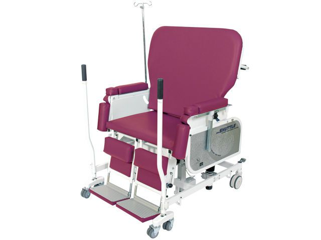 Passive wheelchair / stand-up / bariatric Shuttle B series™ Sizewise