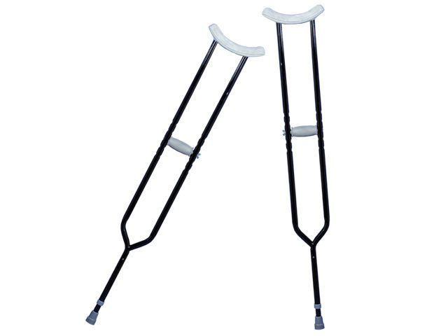 Axillary crutch / height-adjustable SW Homecare Sizewise