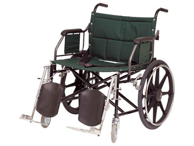 Passive wheelchair / bariatric Bari Chair™ Sizewise