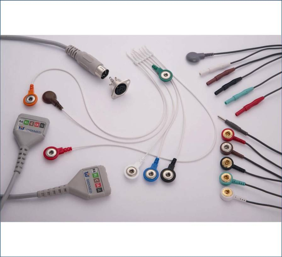 ECG cable Shining World Health Care Co., LTD
