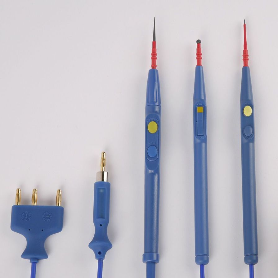 Blade electrode / for electrosurgical units / reusable SW11200 Series Shining World Health Care Co., LTD
