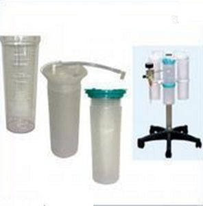 Suction system 1 - 3 L | SW655 Series Shining World Health Care Co., LTD
