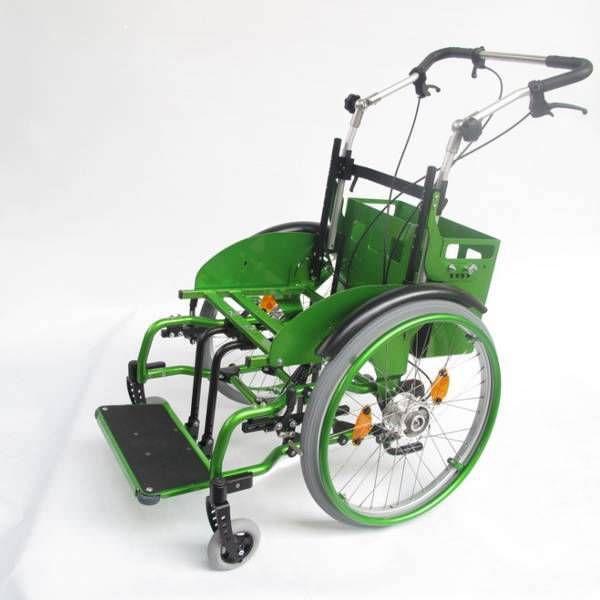 Active wheelchair / pediatric Tilty II SORG Rollstuhltechnik