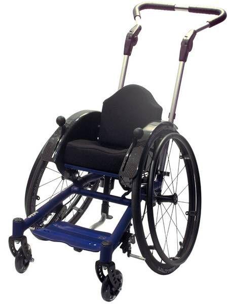 Active wheelchair / pediatric Mio SORG Rollstuhltechnik