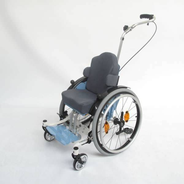 Active wheelchair / pediatric Kika SORG Rollstuhltechnik
