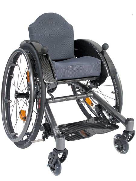 Active wheelchair / pediatric Mio Carbon SORG Rollstuhltechnik