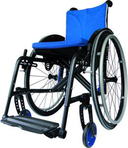 Active wheelchair / pediatric Jump beta SORG Rollstuhltechnik