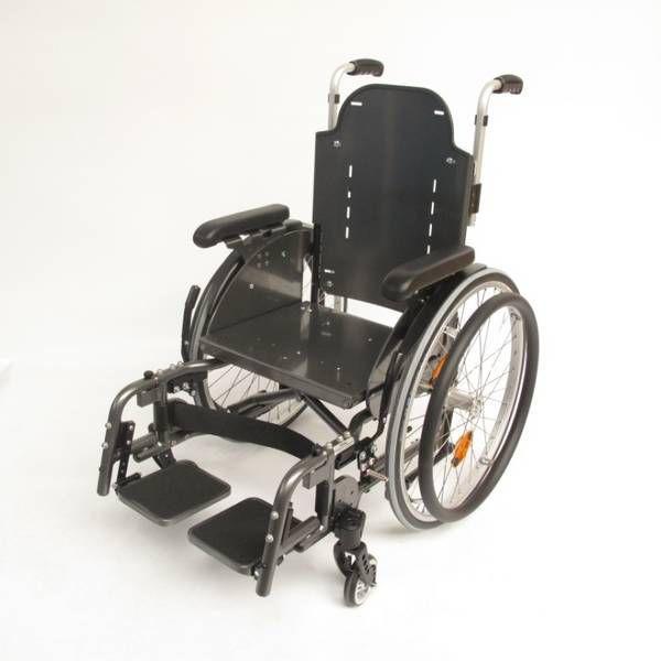 Passive wheelchair / folding / pediatric Trend H SORG Rollstuhltechnik