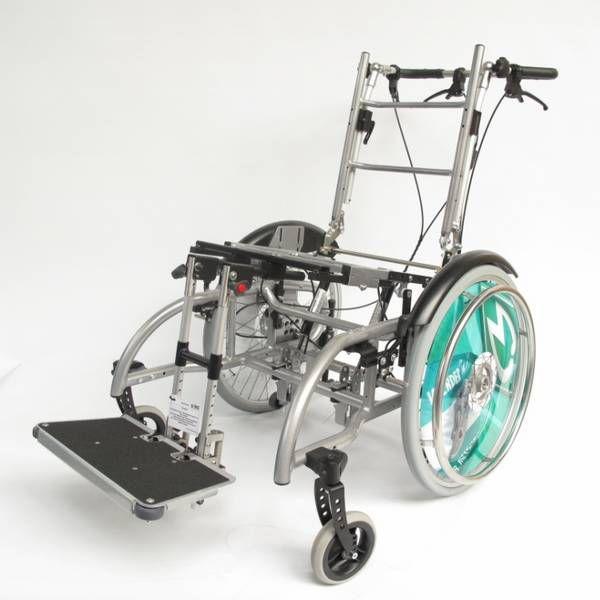 Active wheelchair / pediatric Siro II SORG Rollstuhltechnik