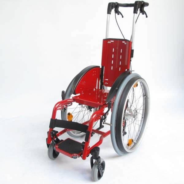 Active wheelchair / pediatric Vector SORG Rollstuhltechnik