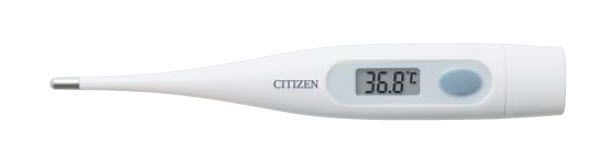 Medical thermometer / electronic 32.0°C ... 42.9°C   CTA302 Citizen Systems Japan