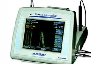 Ophthalmic biometer (ophthalmic examination) / ultrasound biometry 300A Sonomed Escalon