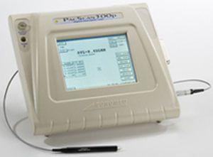 Pachymeter (ophthalmic examination) / tonometer / applanation tonometry / ultrasound pachymetry 300P PacScan Sonomed Escalon