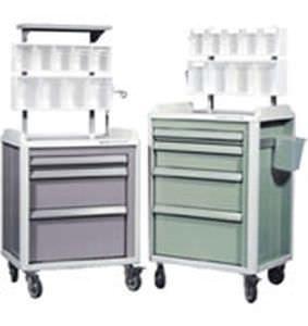 Multi-function trolley Cart-Pro, Cart-Standard S&S Technology