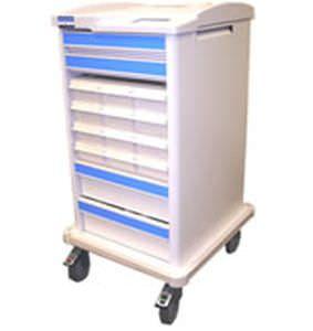 Medicine distribution trolley PRN-15 S&S Technology