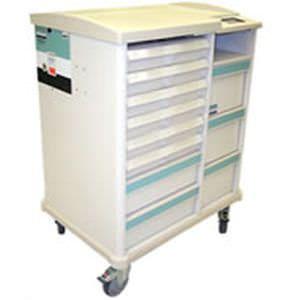 Medicine distribution trolley PRN-45 S&S Technology