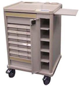 Medicine distribution trolley MC-20-000E S&S Technology