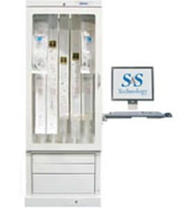 Medical cabinet / catheter / for healthcare facilities CC300 S&S Technology