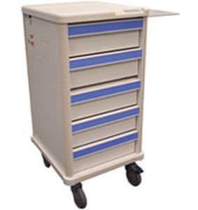 Medicine distribution trolley MC-19-000E S&S Technology