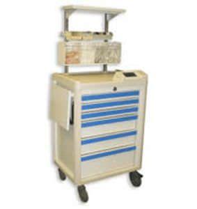 Medicine distribution trolley PRN-MP S&S Technology