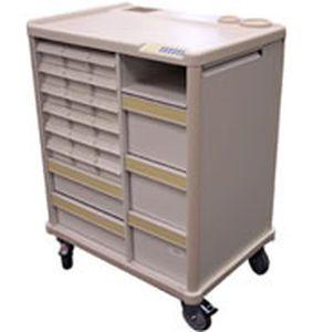 Medicine distribution trolley MC-21-000E S&S Technology