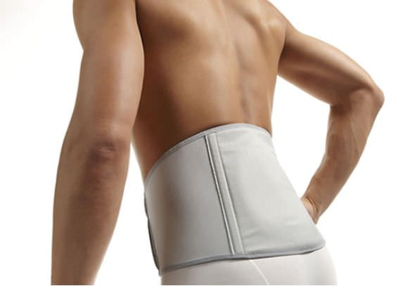 Sacral support belt / lumbar / lumbosacral (LSO) / with reinforcements CARE Nea International