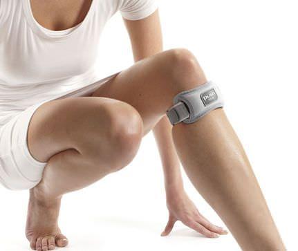 Infra-patellar knee strap (orthopedic immobilization) MED Nea International