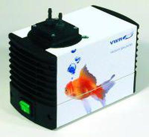 Laboratory vacuum pump / diaphragm / oil-free VP 86 VWR
