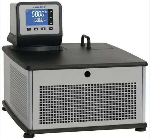 Refrigerated laboratory water bath / circulating / warming -40 °C ... +200 °C, 7 L | ADxxR-xx series VWR