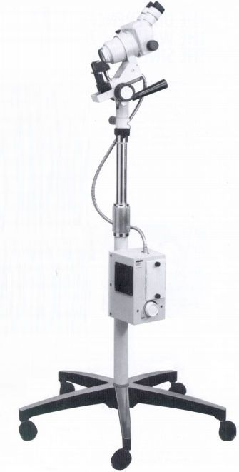 Video colposcope / binocular / mobile ZoomStar™ Trulight™ Wallach Surgical Devices