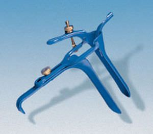 Vaginal speculum / Graeve 903017, 903018 Wallach Surgical Devices