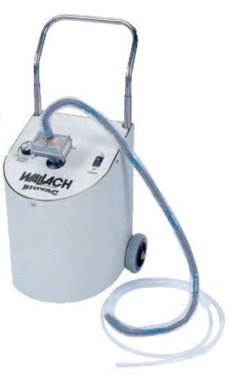 Electrosurgical unit smoke aspirator Biovac™ Wallach Surgical Devices
