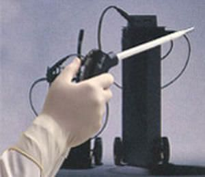 Hand-held cryosurgery unit / gynecological surgery LL100™ Wallach Surgical Devices