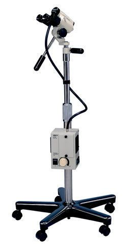 Binocular colposcope / mobile / compact Colpostar™ 1H Wallach Surgical Devices