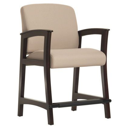 Healthcare facility chair / with backrest capital WIELAND