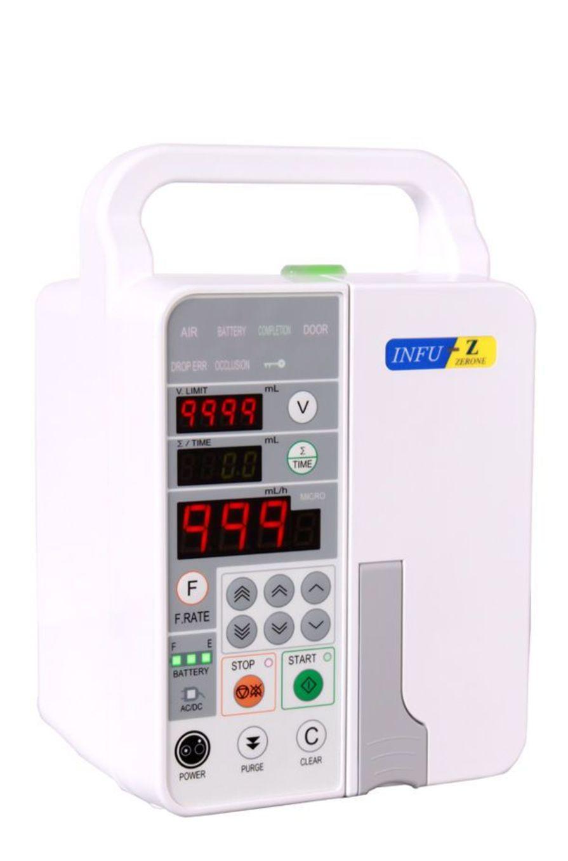 Volumetric infusion pump / 1 channel ZERONE