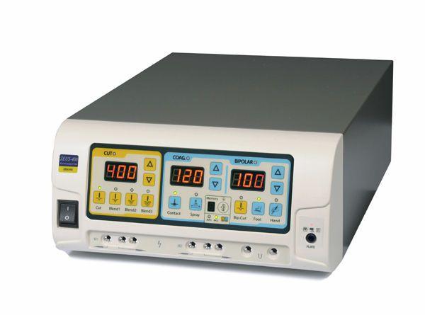 Monopolar cutting HF electrosurgical unit / monopolar coagulation / bipolar coagulation / bipolar cutting ZEUS-400P/300P/200P ZERONE