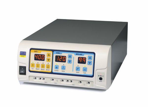 Bipolar coagulation HF electrosurgical unit / monopolar coagulation / monopolar cutting ZEUS-400/300/200 ZERONE