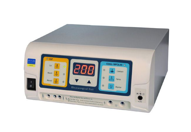 Bipolar coagulation HF electrosurgical unit / monopolar coagulation / monopolar cutting ZEUS-200S/150 ZERONE