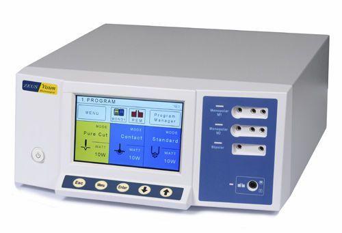 Monopolar cutting HF electrosurgical unit / bipolar coagulation / monopolar coagulation / bipolar cutting ZEUS VISION ZERONE