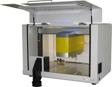 Laboratory liquid handling robotic workstation Neon100 Hood Xiril