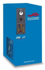 Refrigerated compressed air dryer / medical 350 - 84.000 l/min | DW 2 - 504 Worthington Creyssensac