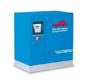 Medical air compression system / screw Rollair 550 - 2000, Rollair 1000 V - 1500 V Worthington Creyssensac