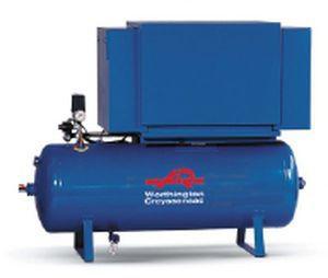 Medical air compression system / piston / modular BL , BH, BK Series Worthington Creyssensac