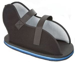 Pediatric cast shoe CANVAS CAST SHOE United Surgical