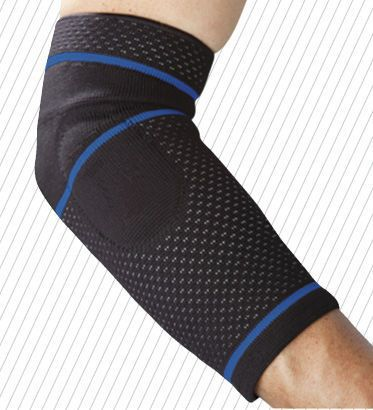 Elbow sleeve (orthopedic immobilization) / with epicondylus muscle pad PREMIUM KNIT United Surgical