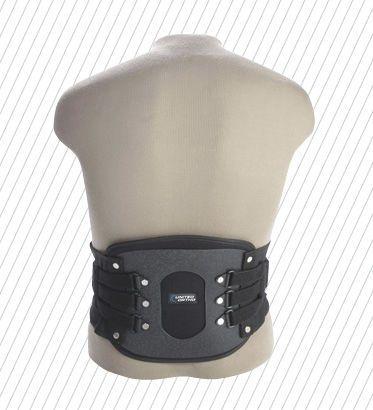 Sacral support belt / lumbar / lumbosacral (LSO) / rigid XBACK LS United Surgical