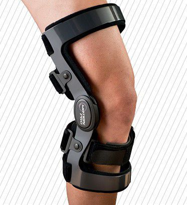 Knee orthosis (orthopedic immobilization) / knee ligaments stabilisation / articulated MOTION PRO United Surgical