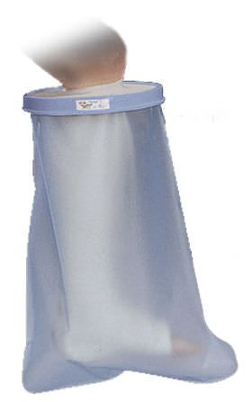 The leg plaster cast cover TIGHT United Surgical