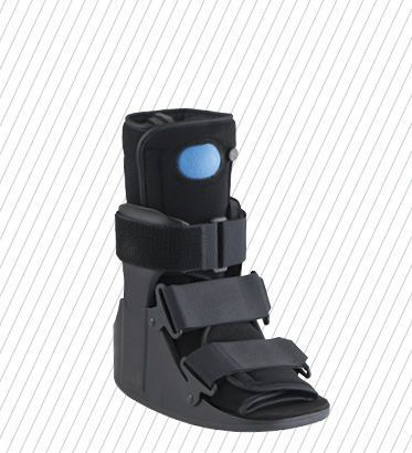Short walker boot / inflatable USA AIR WALKER | ANKLE United Surgical